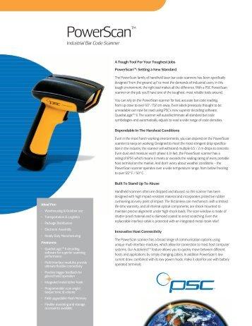 Industrial Bar Code Scanner