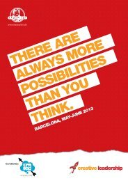 there are always more possibilities than you think. - vPapel