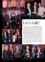 Condor Talk Night 2012 - TOP Magazin Frankfurt