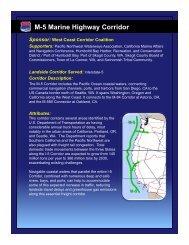 M-5 Marine Highway Corridor - Maritime Administration - U.S. ...