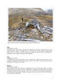 Rapport Ny-Ålesund 2012 - Sysselmannen - Page 7