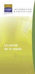 Le cancer de la vessie - Pataclope83.com