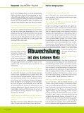 HOCHzwo - Ausgabe 1/2010 - der Studienakademie Bautzen - Seite 6