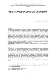 Jornadas de Investigación de la Facultad de Trabajo Social en el ...