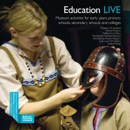 Education Live (pdf) - National Museums Liverpool