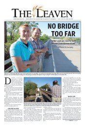 father and son race to save woman from Kansas River - The Leaven