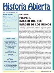 Felipe II. Imagen del Rey, imagen de los Reinos - Colegio de ...