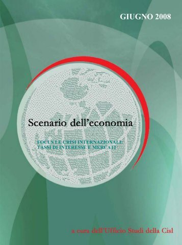 Focus7_Tassi di interesse e mercati_Giu2008.pdf - Cisl