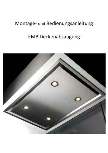 DA Montage- und Bedienungsanleitung (PDF) - EMB