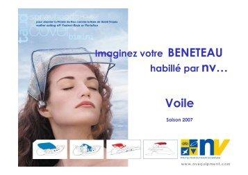Catalogue BENETEAU Voile.pdf - UCHIMATA SAILING SERVICE