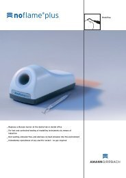 Modelling _ Replaces a Bunsen burner at the dental lab or dental ...