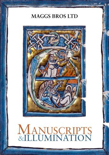 maggs manuscripts illuminations