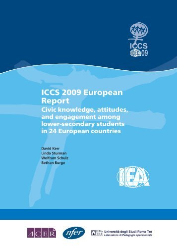ICCS 2009 European Report: Civic knowledge, attitudes, and ... - IEA