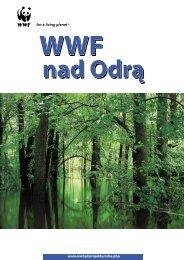 Atlas obszarów zalewowych Odry - WWF