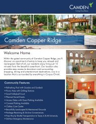 eBrochure_Copper Ridge - Camden