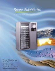 PowersCatalog.pdf - APEX Laboratory Equipment Company