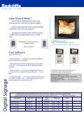 Suspended Digital Signage - Redcliffe - Page 2