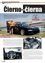 Recenzia: Toyota MR2 Adrenix Custom - AutoTuning.sk