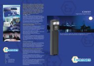 iCAM501 Brochure - Extronics