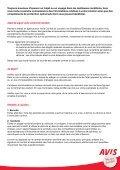 Guide de la location Avis en France http://www.avis.fr - Page 2