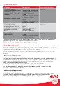 Guide de la location Avis en France http://www.avis.fr - Page 4