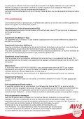 Guide de la location Avis en France http://www.avis.fr - Page 6