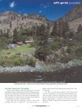 Solar Comfort in the Idaho Wilderness: Off-Grid PV - Equal Parenting ... - Page 2