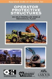 OPS on Self-Propelled Mobile Mechanical Plant ... - Business.govt.nz