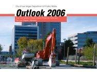 Outlook 2006 - City of Las Vegas