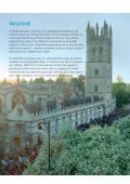 GUIDE TO OXFORD - University of Oxford - Page 3