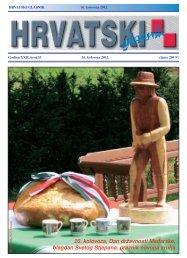 33. broj 16. kolovoza 2012.