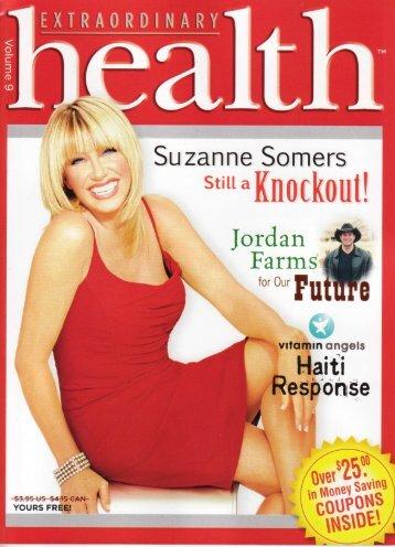 stin aKnOCkOUt! - Suzanne Somers