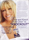 stin aKnOCkOUt! - Suzanne Somers - Page 3