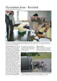 Reunion på FSN Avnø - Flyvevåbnets Historiske Samling