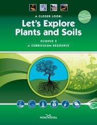 Let's Explore Plants and Soils - Nova Scotia Department of Education