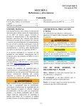 Inspecciones Programadas/ Especiales Y Piezas De Reserva ... - Page 4