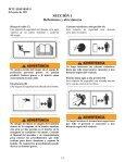 Inspecciones Programadas/ Especiales Y Piezas De Reserva ... - Page 7