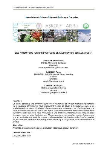 pdf - UMR-GAEL