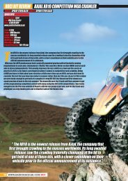 Axial XR10 Reviewed In RRCi - CML Distribution