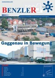 Benzler Oktober 2004 sd2.qxd - IG Metall Gaggenau