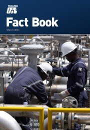 2010 Full year fact book PDF - Tullow Oil plc