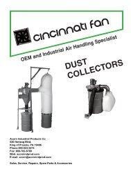 Cincinnati Dust Collector PDF - Acorn Industrial Products Co