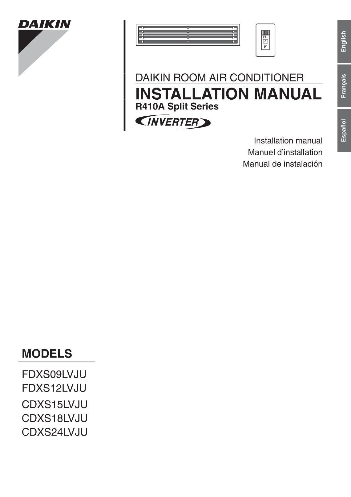88 split ac installation manual ductless split installation 230 free magazines from daikinaccom publicscrutiny Images
