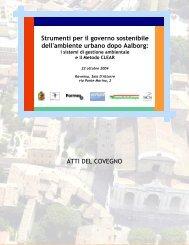 scarica il file - Agenda 21 Locale del Comune di Ravenna
