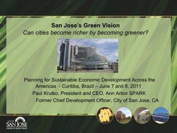 San Jose - Global Urban Development