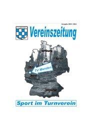 Zeitung 2003_2004.pm6 - TV Menden 1907 eV