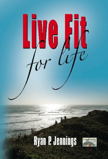 Live Fit For Life - The Book Locker
