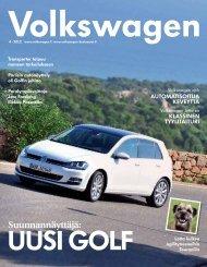 Suunnannäyttäjä: - Volkswagen