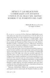 méxico y las relaciones comerciales con estados unidos en el siglo xix