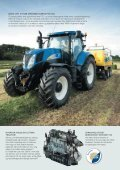 NEW HOLLAND T6OOO - Page 7